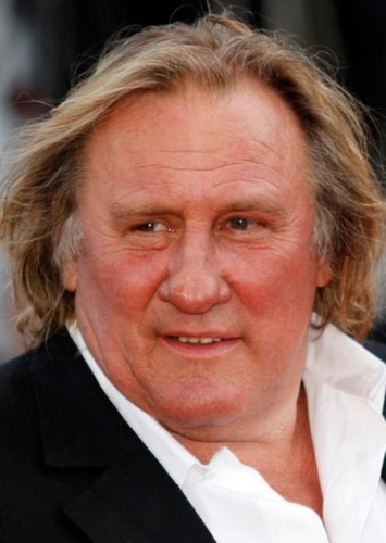 Gérard Depardieu as Minister D. in The Adventures of Dupin