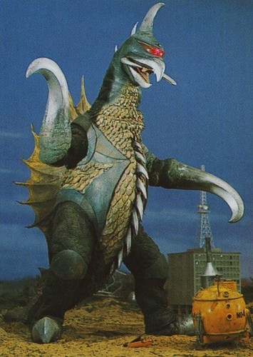 Gigan as Gigan in Justice League vs Godzilla (ft. Pacific Rim)
