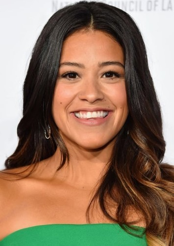 Gina Rodriguez as Lady Jaye in Gi joe