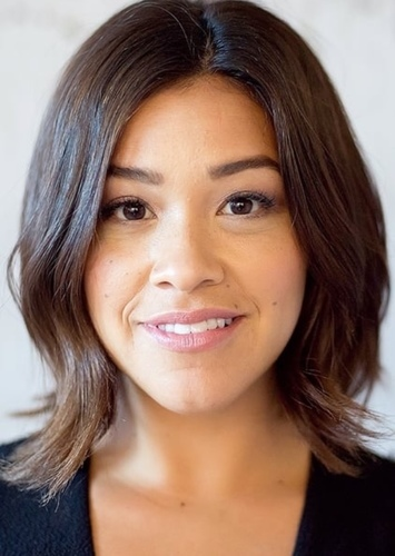 Gina Rodriguez as Jessica Cruz in Green Lantern Corps