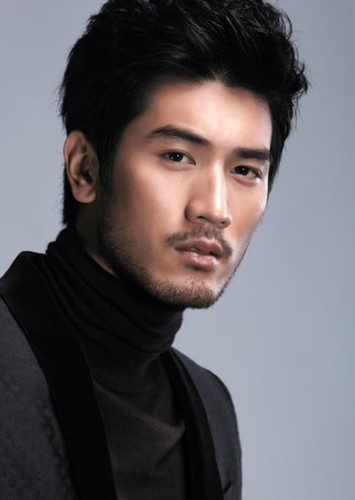 Godfrey Gao as Jax Matsuo in Bloodbound