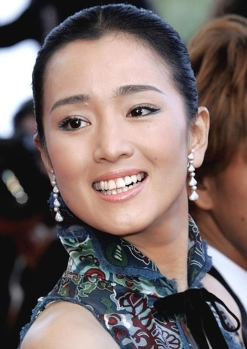 Gong Li as China in Face Claims Sorted by Country