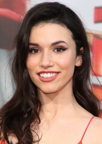 Grace Fulton as Christina Grimmie in Actor Biopics