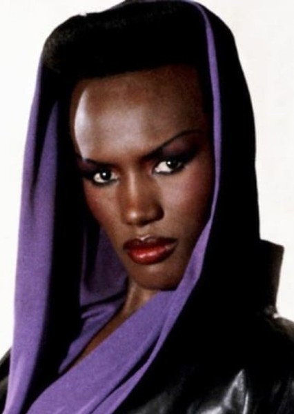 Grace Jones as Okoye in Black Panther (1988)