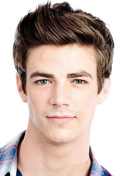 Grant Gustin as Allen in Dc zombies (tv show)