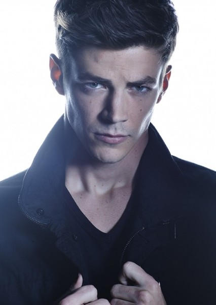 Grant Gustin as Barry Allen in Arrowverse