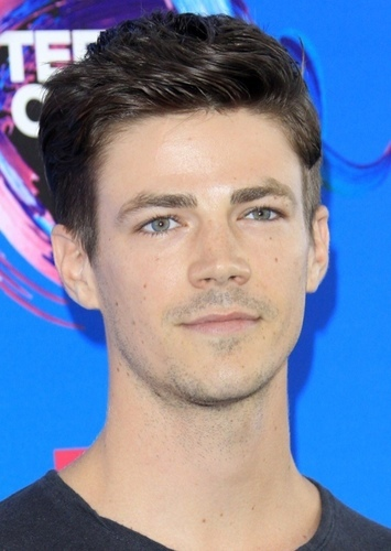 Grant Gustin as The Flash in DCEU Rebooted