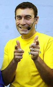 Greg Page as Greg Page in Hot Potato: The Wiggles Story