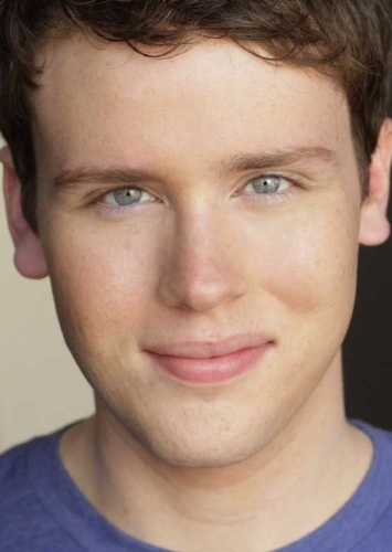 Grey Henson as Damian Hubbard in Mean Girls the musical the movie