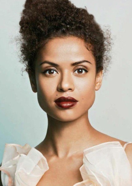 Gugu Mbatha-Raw as White Queen in Cabal