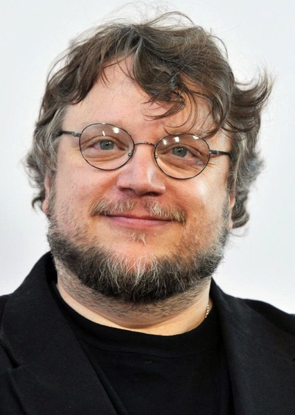 Guillermo del Toro as Director in Dr. Cyclops