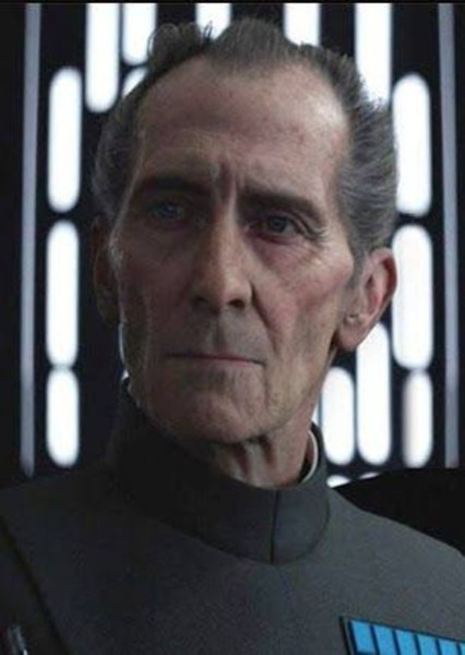 Guy Henry as Wilhuff Tarkin in Leia: A Star Wars Story (Disney+ series)