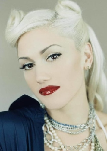 Gwen Stefani as What You Waiting For? in Who should sing which SingStar Dance song?