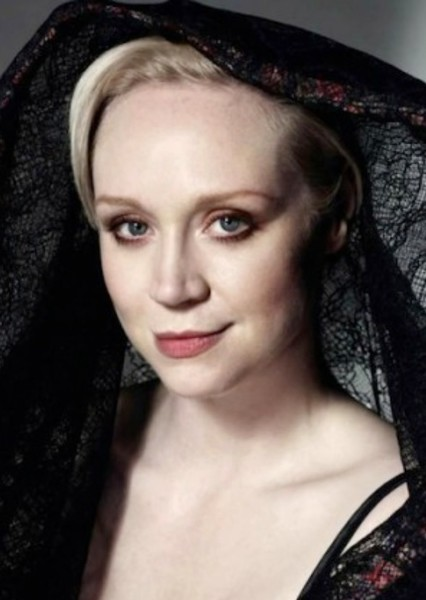 Gwendoline Christie as Oda Mae in The Ghost Awakens (2014)