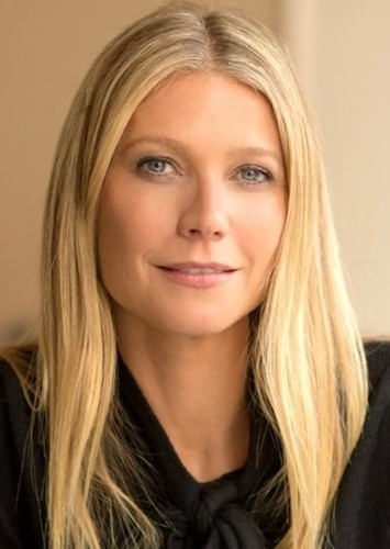 Gwyneth Paltrow as Dr. Maria Stark in Ultimate Iron Man