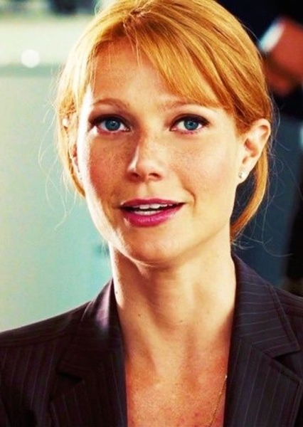 Gwyneth Paltrow as Pepper Potts in Kingdom Hearts: Endgame