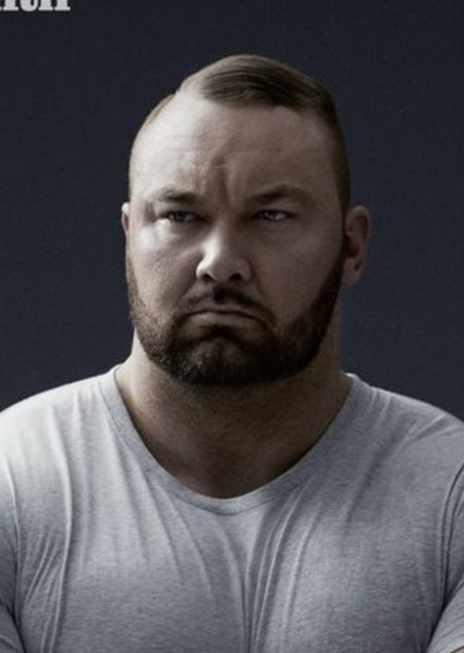 Hafþór Júlíus Björnsson as Aleksei Sytsevich in The Sinister Six