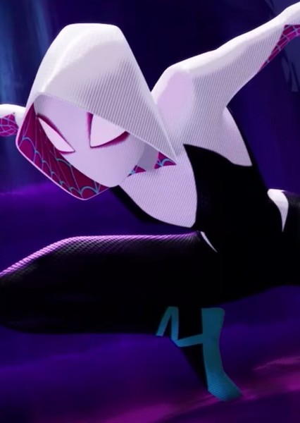 Hailee Steinfeld as Gwen Stacy in Spider-Man: Into The Spider-Verse 2