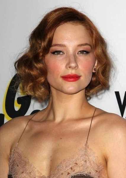 Haley Bennett as Moira O'Hara (Young) in American Horror Story Recast