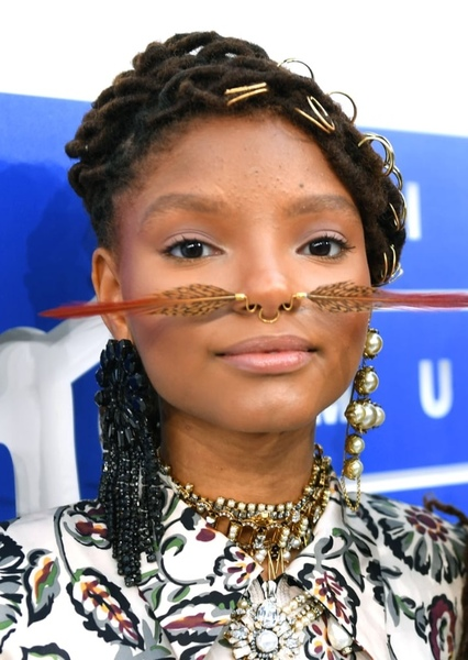 Halle Bailey as Ariel in Disney Princesses