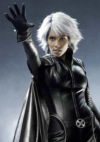 Halle Berry as Ororo Munroe in Infinity Crisis