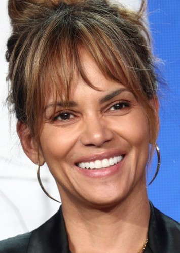 Halle Berry as Kamala Harris in Harambe!