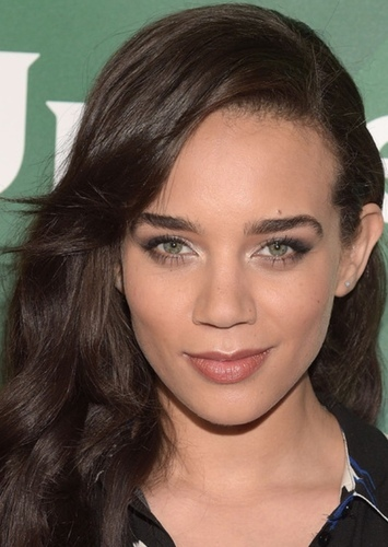 Hannah John-Kamen as Ghost in The Thunderbolts