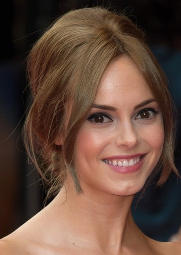Hannah Tointon as Sister Superior in Justice League Elite