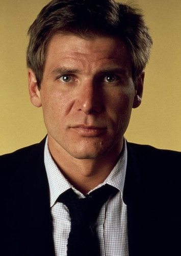 Harrison Ford as 1980s Actor in Greatest Actor of Every Decade
