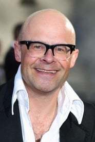 Harry Hill as Impossible Man in Fantastic four
