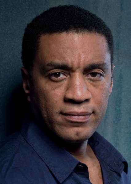 Harry Lennix as Barack Obama in Cast the Presidents of the United States