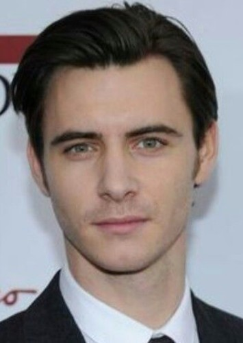 Harry Lloyd as Jackal in Red Rising