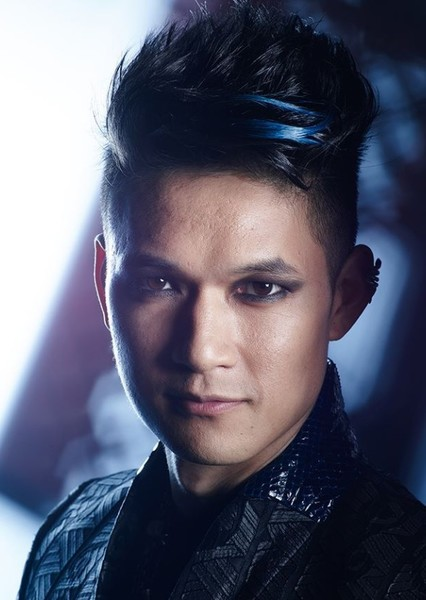 Harry Shum Jr. as Magnus Bane in The Infernal Devices (trilogy)