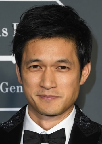 Harry Shum Jr. as Roy Mustang in Fullmetal Alchemist