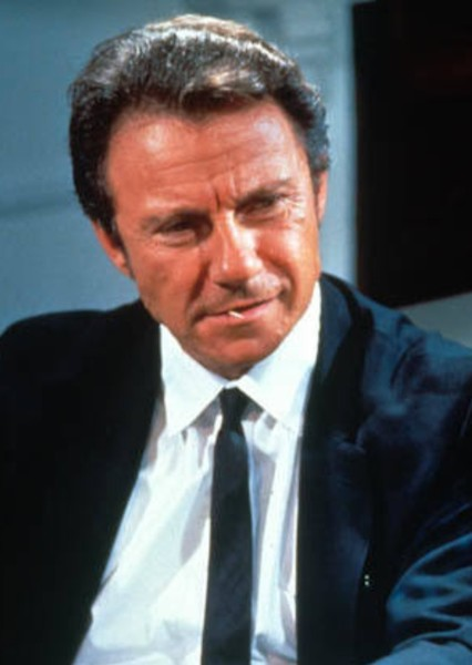 Harvey Keitel as Perry White in 90's Superman: My Edition