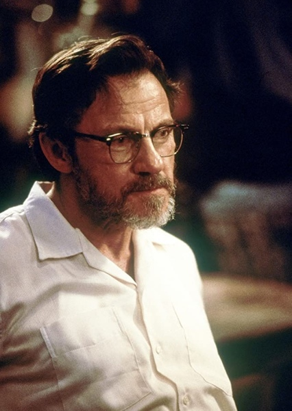 Harvey Keitel as Captain Stacey in James Cameron Spider man The Lizard (2000)