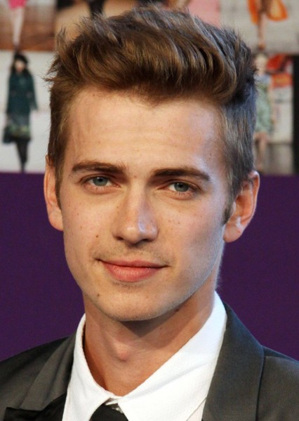 Hayden Christensen as Anakin Skywalker in Star Wars