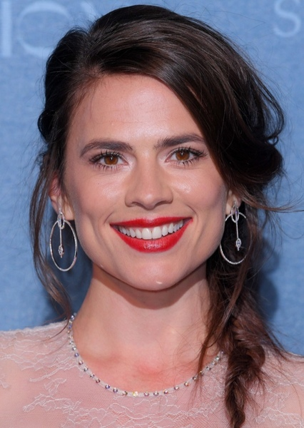 Hayley Atwell as Evelyn Robin in Christopher Robin