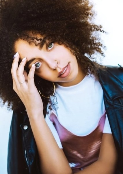 Hayley Law as Carmen in Obituary: A Grave Beginning