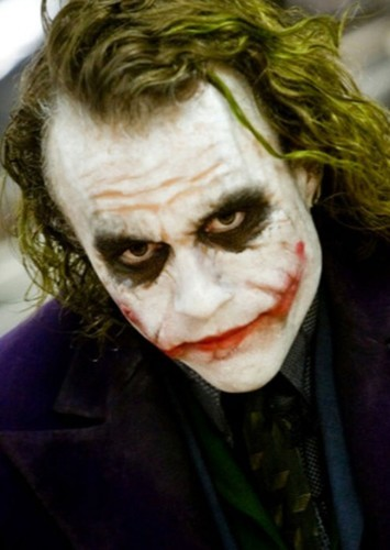 Heath Ledger as Best Performance in a Movie/TV Show in The Mycast Awards
