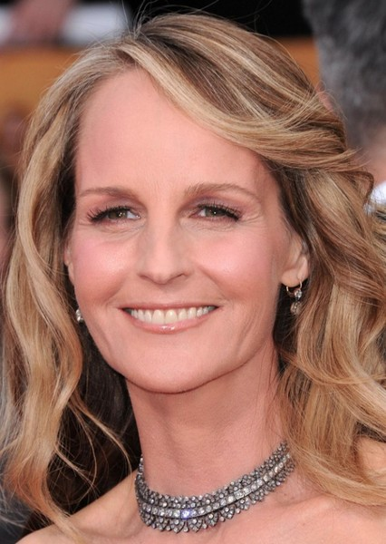 Helen Hunt as Dr. Hamilton in The One (TV Show)