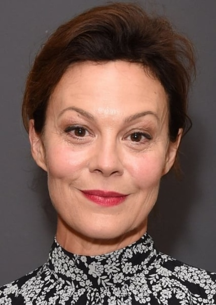 Helen McCrory as Tara-An in Woman of Steel