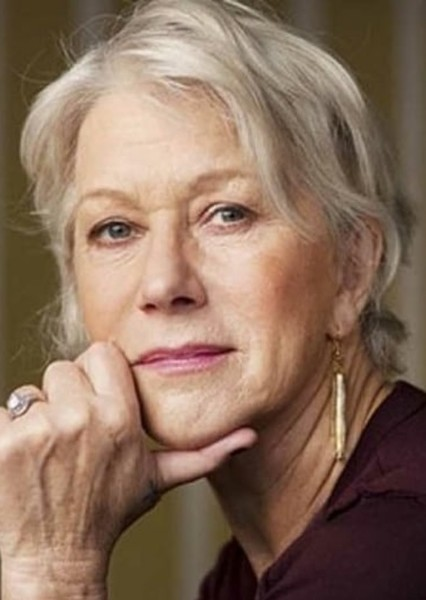 Helen Mirren as Odin in The Mechanisms