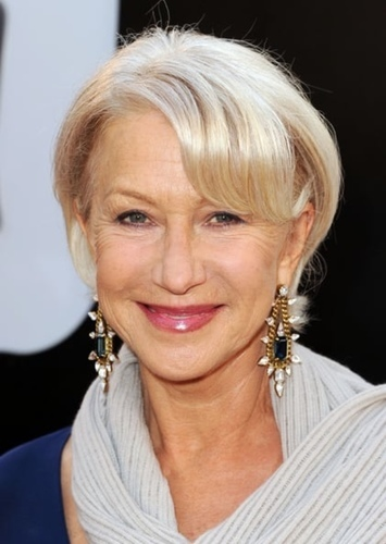 Helen Mirren as Madame Adelaide Bonfamille in The Aristocats Live Action CGI