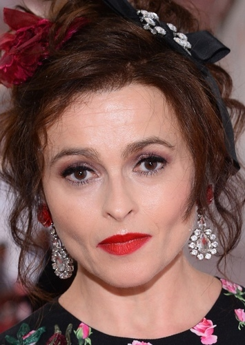 Helena Bonham Carter as Bride's Mum in The Guest List