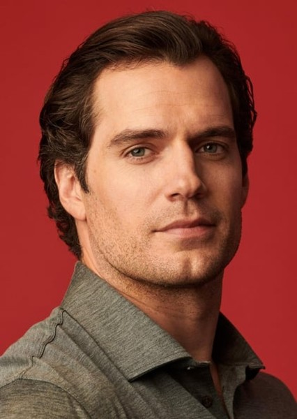 Henry Cavill as H in Face Claims V1
