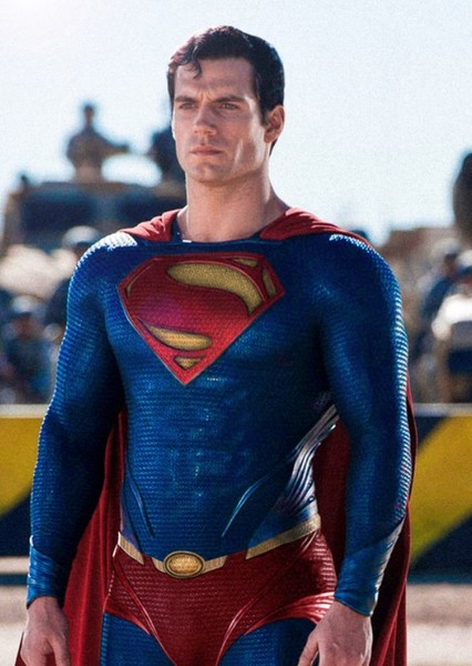 Henry Cavill as Superman in Fancast Your DC Universe