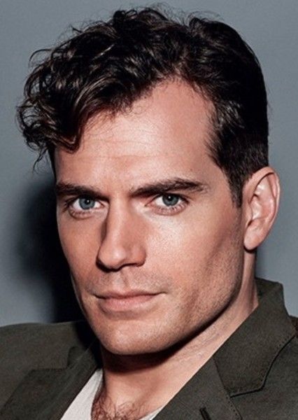 Henry Cavill as Superman in DC Extended Universe