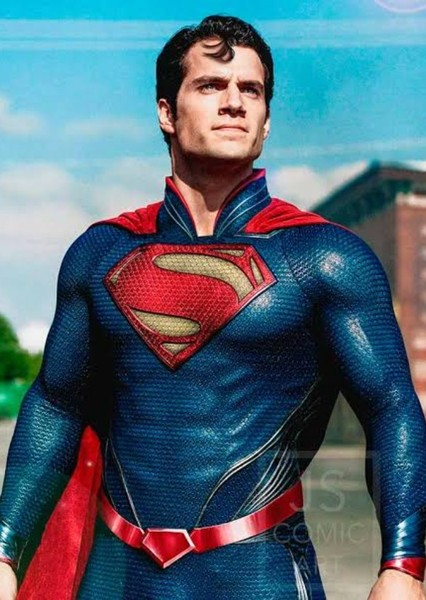 Henry Cavill as Superman in Justice League : Final Crisis