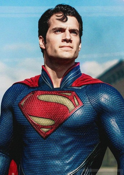 Henry Cavill as 5. Superman in Top 10 DC Heroes